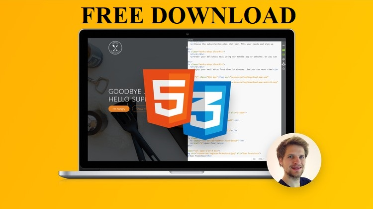 Gift This Course Build Responsive Real World Websites with HTML5 and CSS3 Free Download