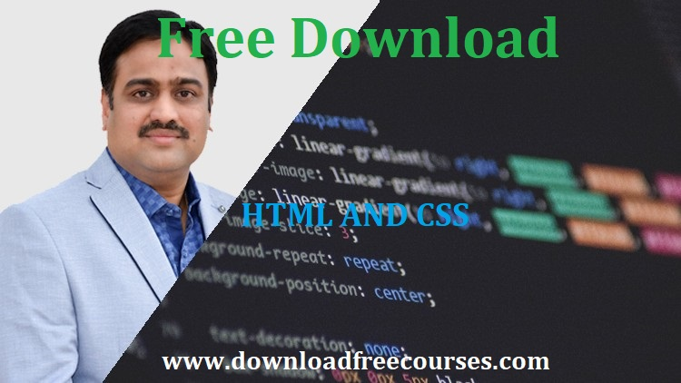 HTML and CSS In-Depth – Best for Beginners Free Download