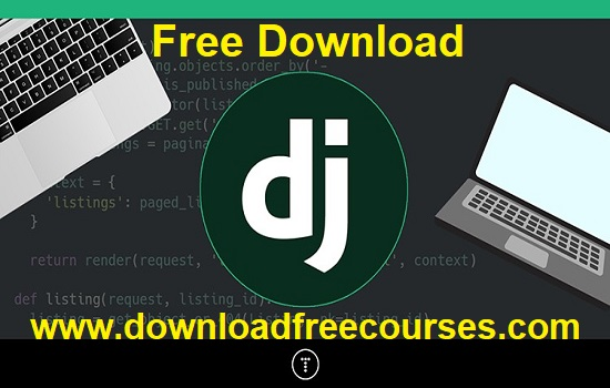 Python Django Dev To Deployment Free Download
