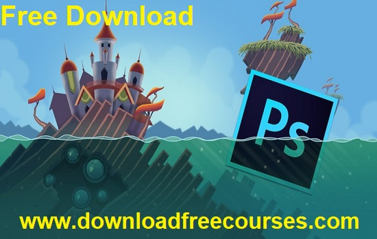 Learn Professional 2D Game Graphic Design in Photoshop Free Download