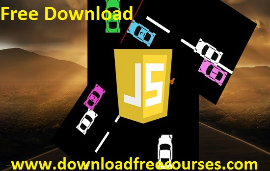 JavaScript Car Driving Game from scratch with source code Free Tutorials