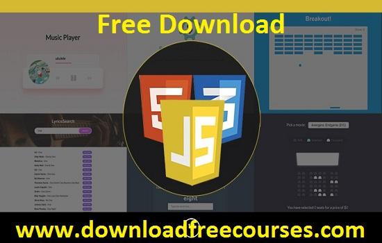 20 Web Projects With Vanilla JavaScript Free Tutorials