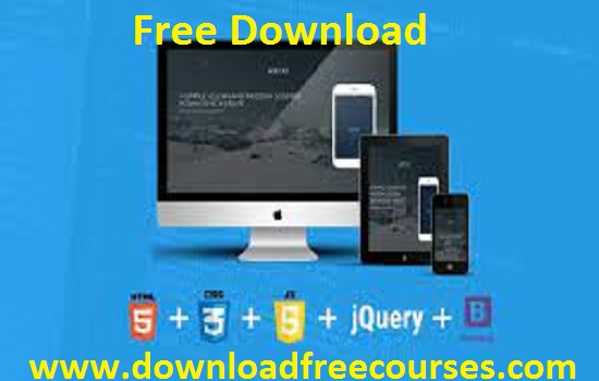 Build Responsive Website Using HTML5, CSS3, JS And Bootstrap Free Tutorials