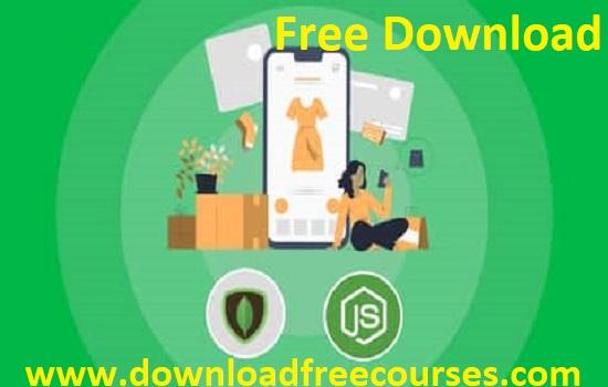 NodeJs: Build The Complete E-Commerce Web API [2021] Free Course