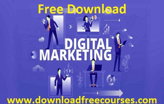 Digital Marketing for 2021 MASTERCLASS Free Tutorials